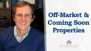 Finding & Selling Off-Market Properties