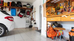 Get Your Garage Organized